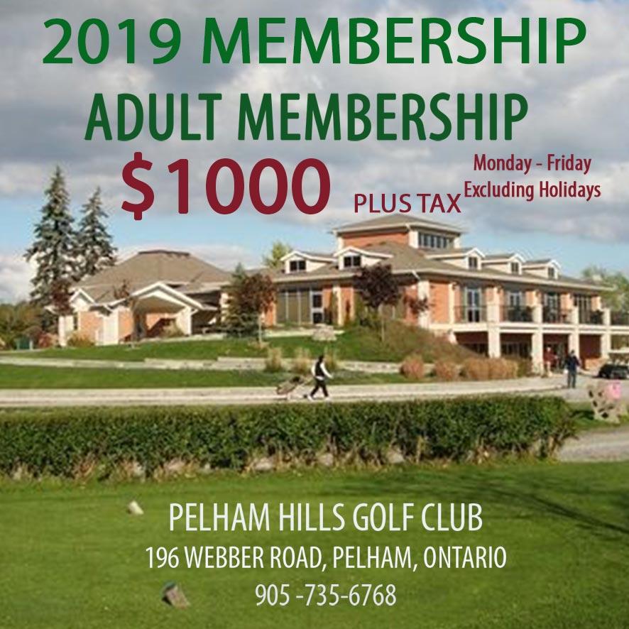 Pelham Hills Golf Club